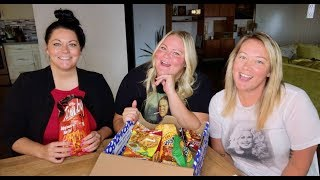 Download Tasting snacks from different countries! (our 4th box) Video