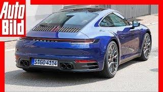 Download Zukunftsaussicht: Porsche 911 992 (2018) Details / Erklärung Video