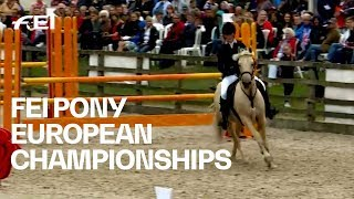 Download RE-LIVE | Eventing (Jumping) | FEI Pony European Championships 2018 Video