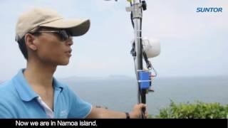 Download Suntor 30km long range outdoor wireless transmission equipment test Video