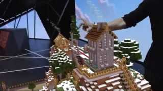 Download Minecraft on the Microsoft Hololens E3 2015 (Virtual Reality) Video