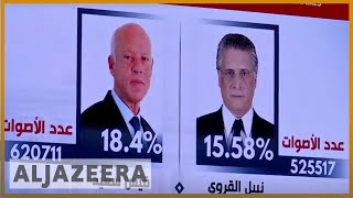 Download Tunisia: Saied, Karoui advance to runoff after topping polls Video
