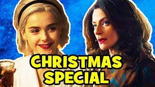 Download Chilling Adventures of Sabrina Christmas Special EXPLAINED & Season 2 Theories Video