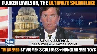 Download tucker carlson is the biggest snowflake omg Video