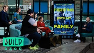 Download WWE Superstar Paige Bevis & The Cast Of ″Fighting With My Family″ Talk The Film Video
