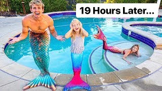 Download Last Family Member To Stop Being A Mermaid Wins $1000 Video