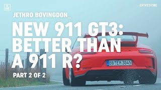 Download REVIEW: Porsche 911 GT3 – the new 493bhp supercar tested on road Video