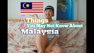 Download 5 Things You May Not Know About - Malaysia Video