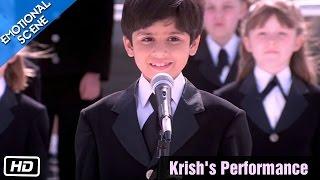 Download Krish's Performance - Emotional Scene - Kabhi Khushi Kabhie Gham - Kajol, Shahrukh Khan Video