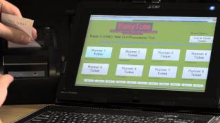 Download EasyTote Race Night Tote Ticket Printing System Video