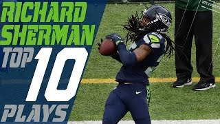 Download Richard Sherman's Top 10 Plays of the 2016 Season | Seattle Seahawks | NFL Highlights Video