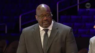 Download Shaq Reflects On Kobe Bryant's Death Video