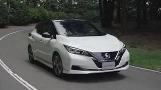 Download 2018 Nissan Leaf | 400km of Range (JC08)! | Manufacturer video Video
