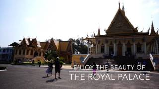Download Things to Do in Phnom Penh Cambodia - Attractions and Tourism Video