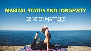 Download Marital Status and Longevity: Gender Matters Video