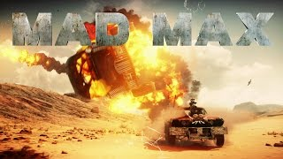 Download Official Mad Max ″Savage Road″ Story Trailer Video