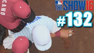 Download UNASSISTED TRIPLE PLAY!!! | MLB The Show 16 | Diamond Dynasty #132 Video