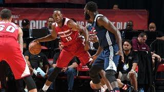Download Full Highlights: Washington Wizards vs Miami Heat, MGM Resorts NBA Summer League | July 10 Video