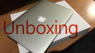 Download MacBook Pro Retina 13-inch 128gb (Early 2015 Model)   Unboxing & Setup Video