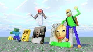 Download MONSTER SCHOOL - SEASON 1 ALL EPISODE - Minecraft Animation Video