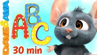 Download ❥ Baby Songs | ABC Song | Dave and Ava 🎶 Video