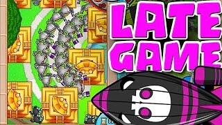 Download Bloons TD Battles :: EPIC LATE GAME! MEGA BOOST SUPER MONKEYS! Video
