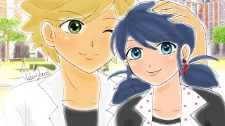 Download ″Adrien's Rival in LOVE″ - Complete - Miraculous Ladybug Comic Dub Compilation | Valory Pierce Video