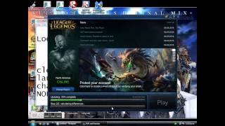 Download League of Legends: Invalid Username/Password Combination Video