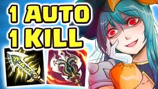Download IS THIS THE NEW HYPERCARRY?! 1-AUTO 1-KILL 1v9 | NEVER GIVE UP | THE CLOWN IS BACK CRIT SHACO JUNGLE Video