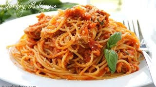 Download Leftover Turkey Bolognese Video