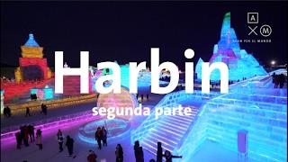 Download ¡Impresionantes edificios de hielo! Harbin #2 | Alan por el mundo Video