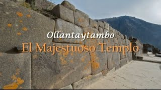 Download Ollantaytambo; El Majestuoso Templo Video