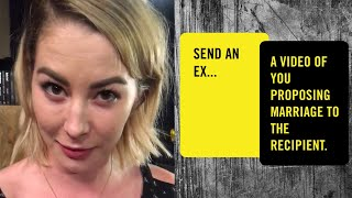 Download Would You Ask Your Ex To Marry You? • Social Sabotage Video