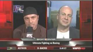 Download Joe Rogan UFC vs Boxing Video