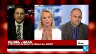 Download Israël - Gaza : l'offensive se durcit, le bilan s'alourdit (Partie 2) - #DébatF24 Video