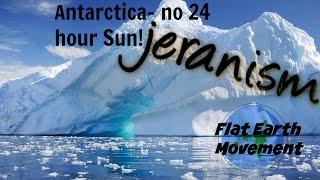 Download Flat Earth: Antarctica-No 24 hour Sun! Video