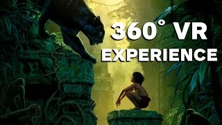 Download The Jungle Book 360 Degree VR Experience Video