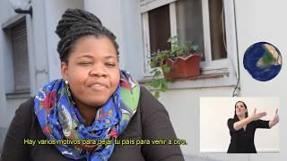 Download #SoyMigrante: Manuela, desde Haití a Buenos Aires Video