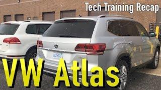 Download Recap of the VW Atlas Tech Training Video