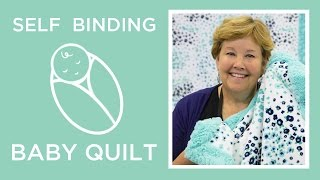 Download Self Binding Baby Blanket with Shannon Cuddle Video