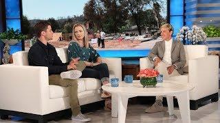 Download Ellen Surprises California Firefighter Who Lost His Home Video
