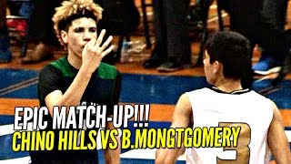 Download Chino Hills Put Up a FIGHT vs Bishop Montgomery In EPIC BATTLE! FULL Highlights! Video