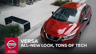 Download Redesigned 2020 Nissan Versa Features Overview Video