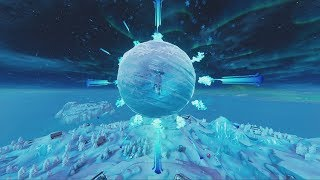 Download THE FORTNITE ICE STORM EVENT! (FORTNITE BATTLE ROYALE) Video