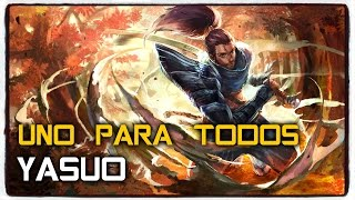Download UNO PARA TODOS: YASUO - League of Legends Español - 1080p HD 60fps Video