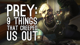 Download Prey Gameplay: 9 Things That Creeped Us Out in Prey (So Far) Video