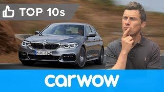 Download New 2017 BMW 5 Series - better than an E-Class? | Top 10s Video