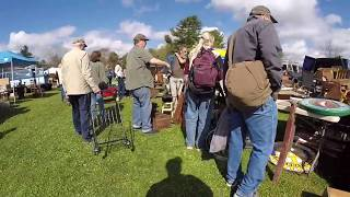 Download Shopping Mays Show in Brimfield! Looking for collections, antiques & items for eBay! Spring 2019✌️✌️ Video