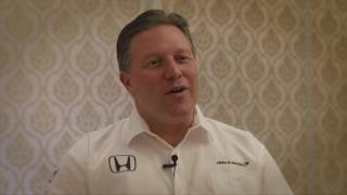 Download Zak Brown Alonso Indy 500 Interview Video