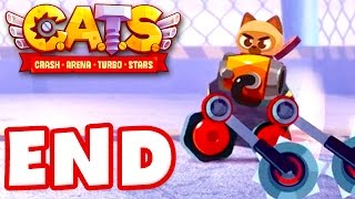 Download CATS: Crash Arena Turbo Stars - Gameplay Walkthrough Part 10 - Prestige! Gold League! (iOS) Video